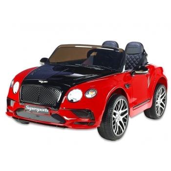 Bentley Continental Supersports s 2.4G, lakované červené