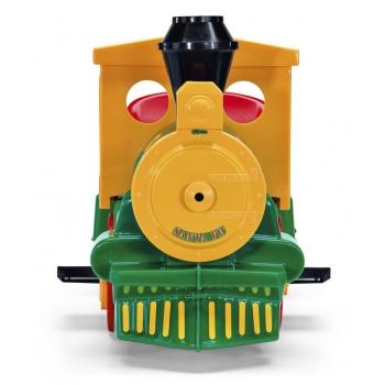 Elektrický vláček Peg-Pérego, Santa Fé Train, zelený