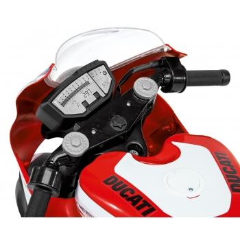 Elektrická motorka Peg-Pérego, Ducati GP, červená