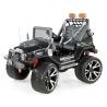 Elektrický jeep Peg-Pérego, Gaucho SuperPower 24V, dvoumístný