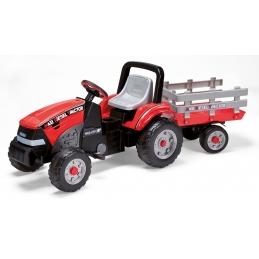 Dětský šlapací traktor Peg-Pérego, Maxi Diesel Tractor, červený