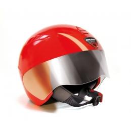 Přilba Ducati, červená