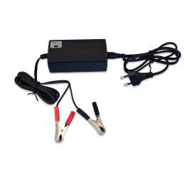 Nabíječka gelových a olověných baterií 6V nebo 12V