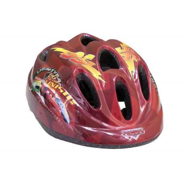Dětská cyklistická helma Cars Auta