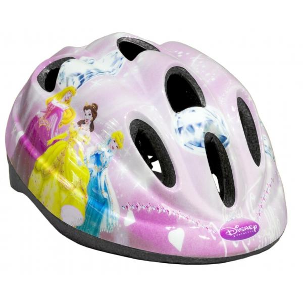 Dětská cyklistická helma Princess princezny