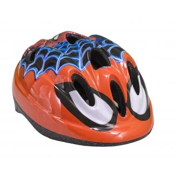 Dětská cyklistická helma Spiderman