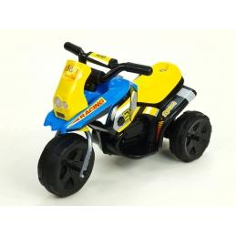 Elektrická motorka pro děti...
