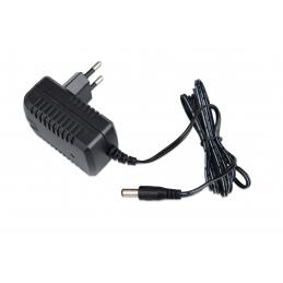 Nabíječka 12V/1500mA s LED...
