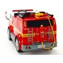 Dětské elektrické autíčko dvoumístný USA hasičsky bus 4x4 s 2,4G dálkovým ovládáním