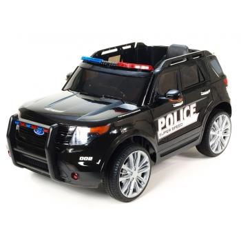 Dětský elektrický džíp Range Rover Evoque, 12V, černý
