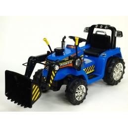 Dětský elektrický traktor s...