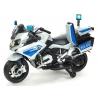 Dětská elektrická motorka BMW R 1200RT, policie, modro-bílá