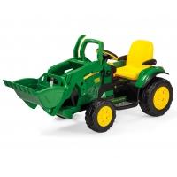 Elektrické traktory